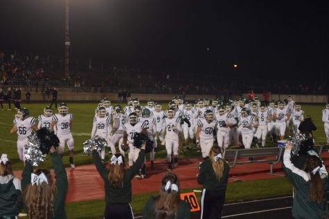 Division 2 Regional Final Game – FHC Football vs. Lowell: November 11th