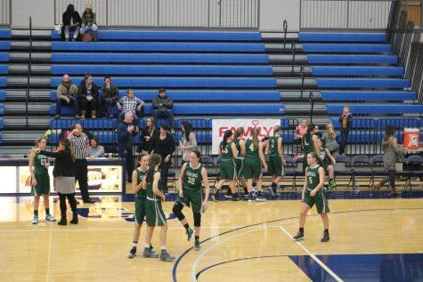 FHC JV Girls Basketball vs. FHN: January 5th