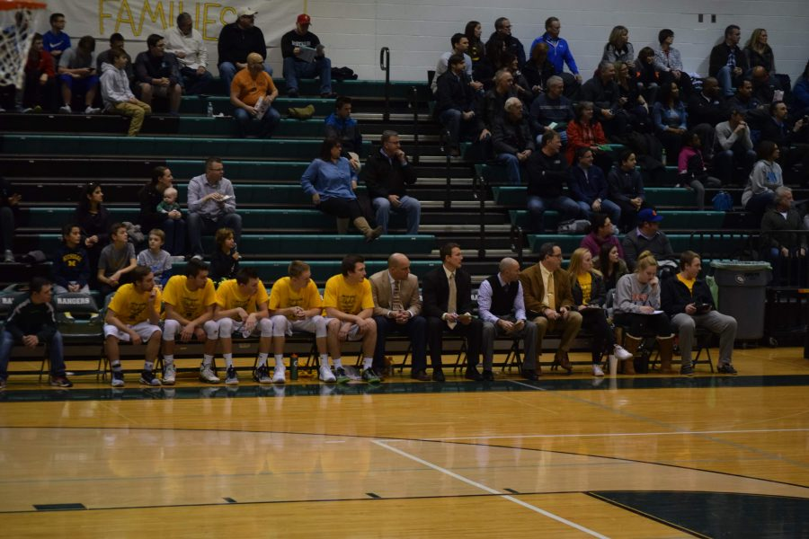 Gold Game – FHC Varsity Boys Basketball vs. FHN: February 4th