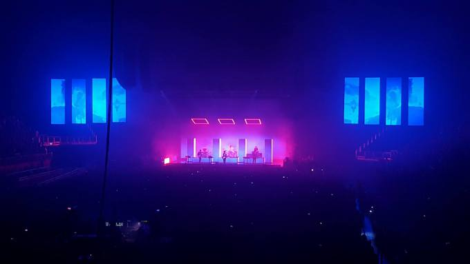 The 1975's concert at London's O2 stadium was a night of incredible music