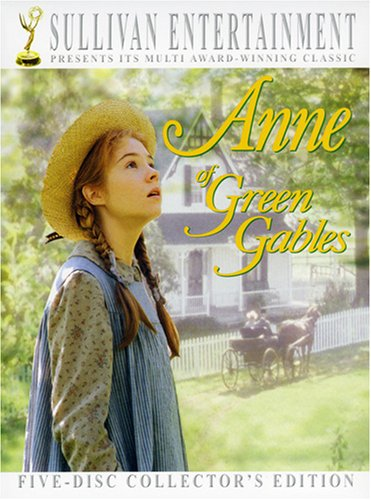 Anne of Green Gables is coming soon!