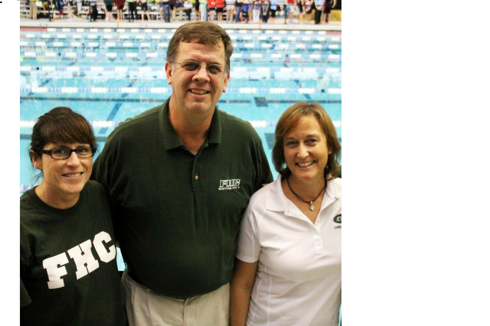 Girls Swim Coach Tim Jasperse to Enter New FHC Athletic Hall of Fame