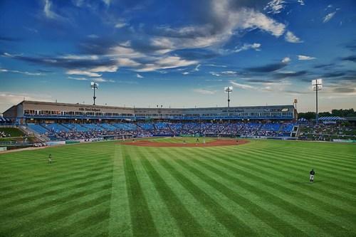 Home Base at the Ballpark
