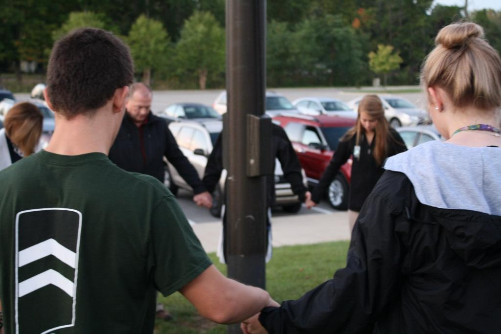 Pray at the Pole Movement Surfaces at FHC