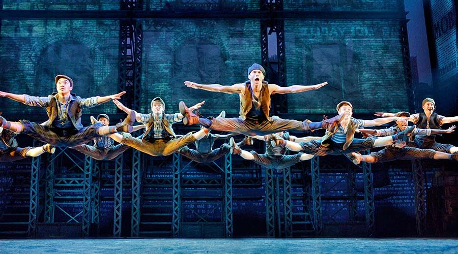 Start Spreading the News: Newsies Broadway is a Must-See