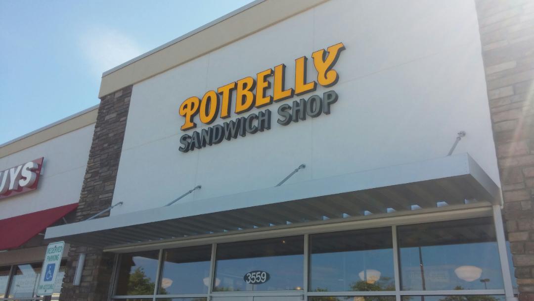 Potbelly Sandwich Shop Review