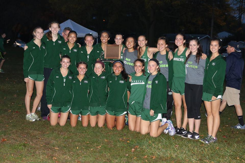 FHC Girls Cross Country Wins Conference, Boys Place in 4th