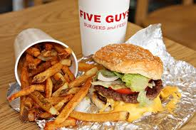 Five Guys: Simple Goodness