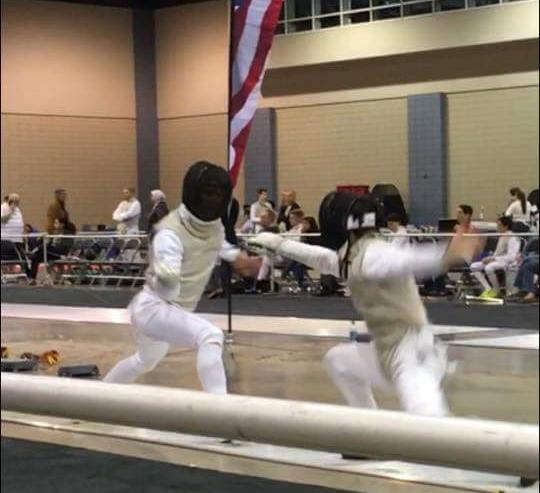 Michael Soukar to Compete for Syrian National Fencing Team