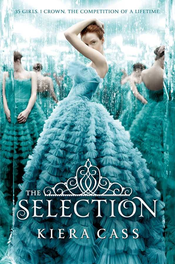 The+Selection+by+Kiera+Cass