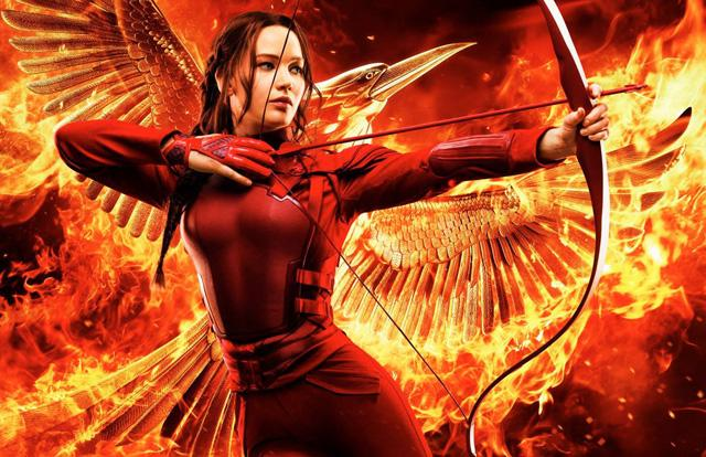 The Hunger Games Mockingjay: Part 2 Preview