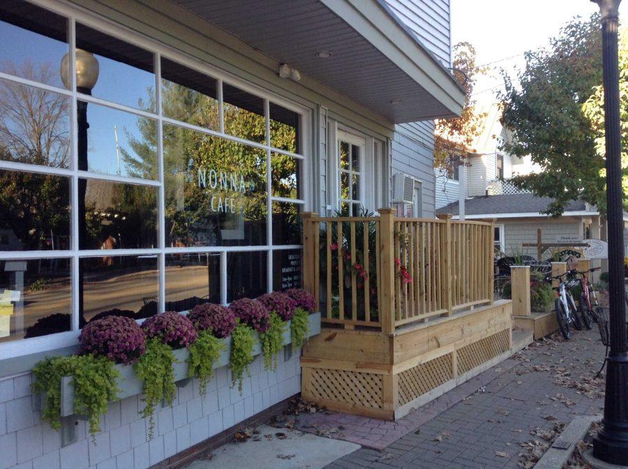 Nonna Cafe: Vintage Simplicity