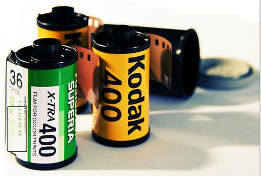 What 35mm Film Taught Me
