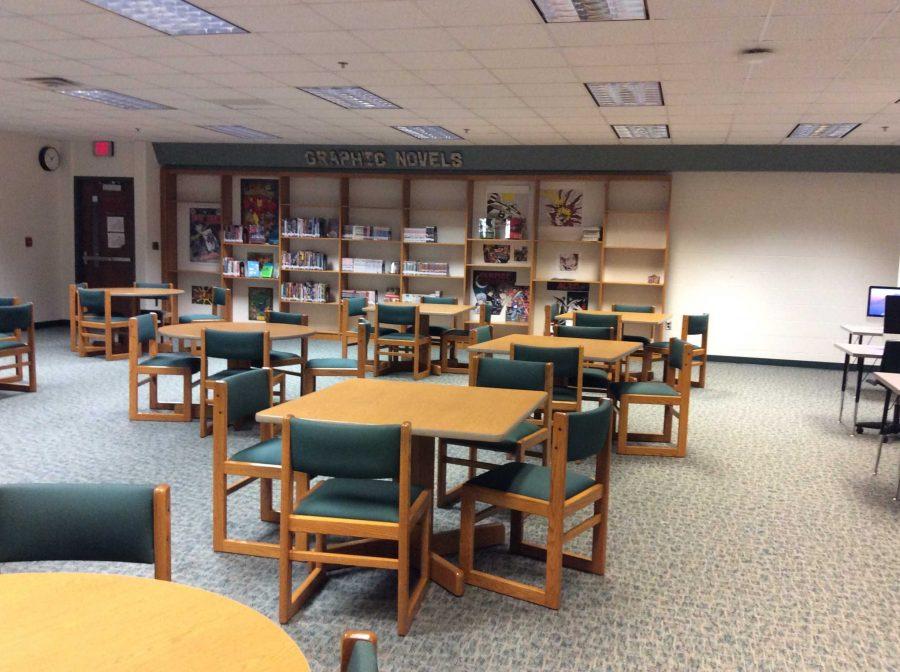 Media Center Renovations Set For Summer 2016