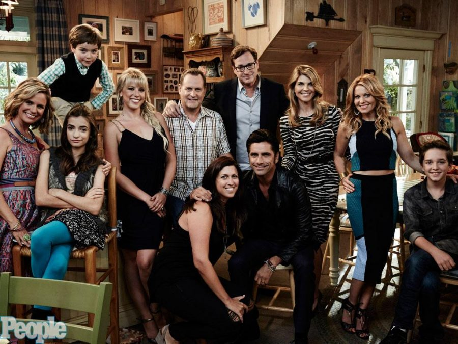 Fuller House attempts a reboot but lacks potential