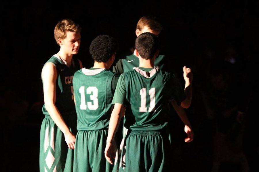Boys Varsity Basketball looks to Playoffs after losing last regular season game