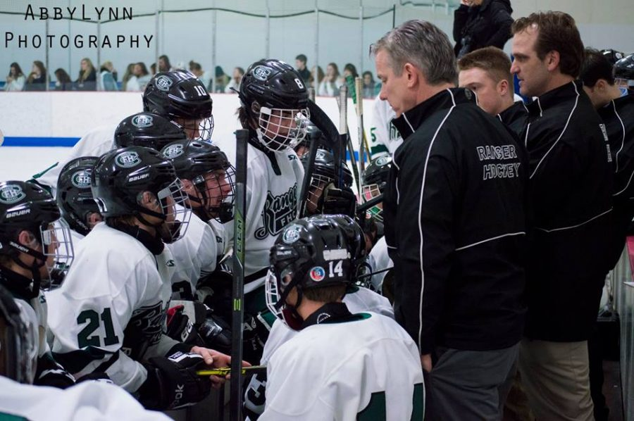 FHC Hockey falls to Catholic Central in Regional Championship to end season