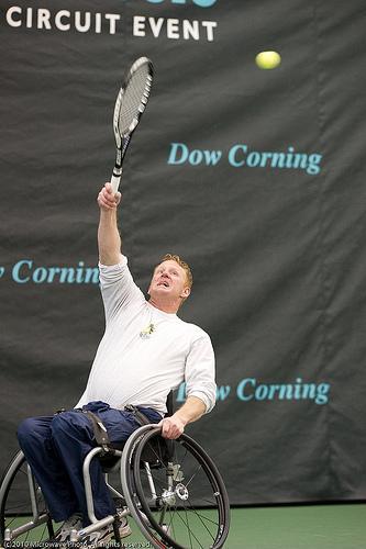 2010 Dow Corning Tennis Classic, Midland, MI