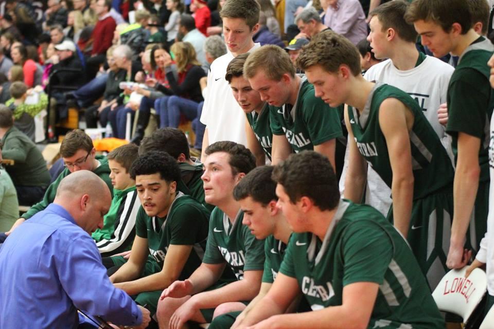 Boys Basketball Defeats Northern