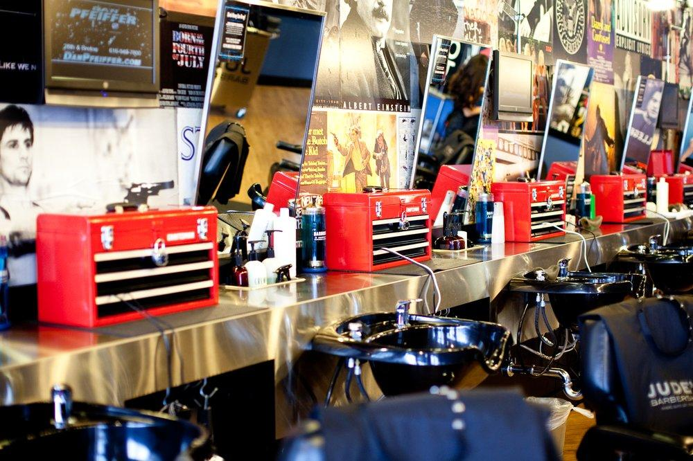 Jude's Barbershop Provides a Clean-Cut Experience