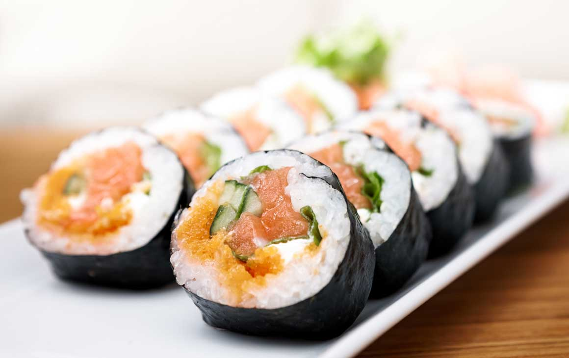 Grand Rapids Sushi Steals and Deals