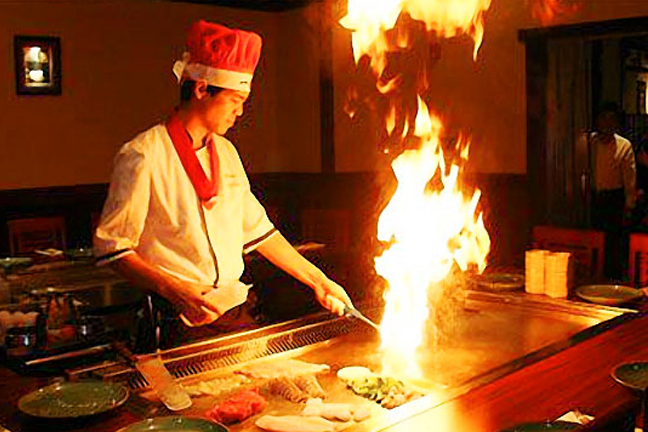 Ichiban: a Restaurant Brimming with Culture