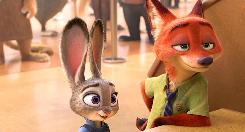 Zootopia: Not Your Stereotypical Disney Movie