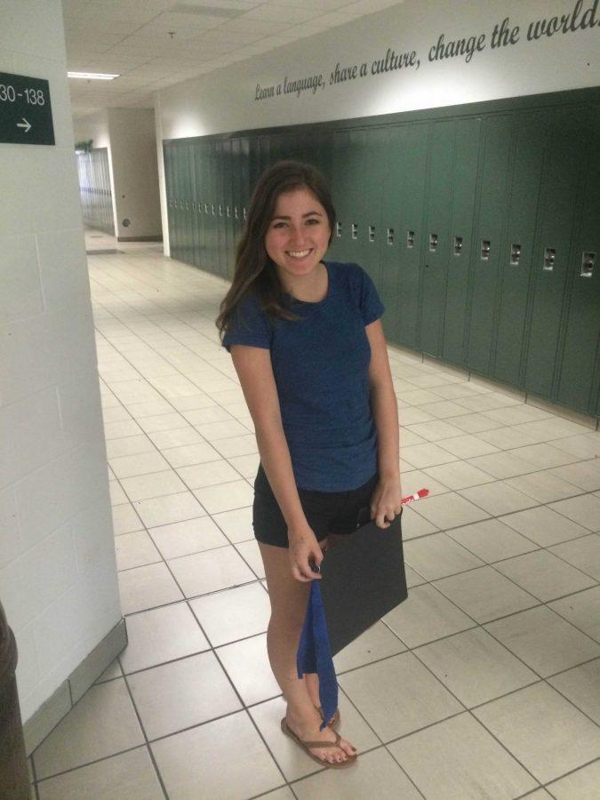 Maddie Paciorek-- Board Secretary