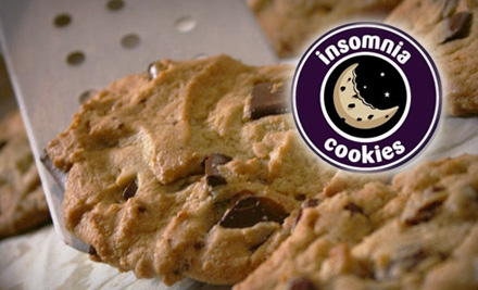 Insomnia Cookies: A College Student's Dream Come True