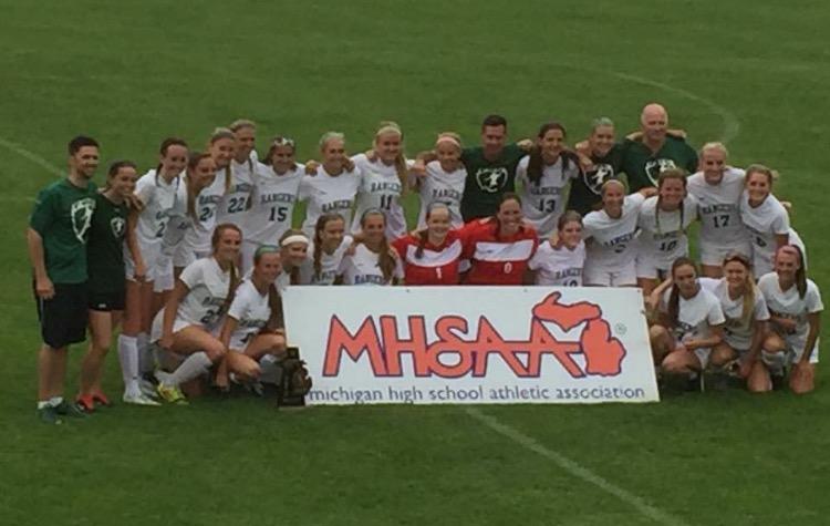 Girls soccer team preps for Regional Semi Final