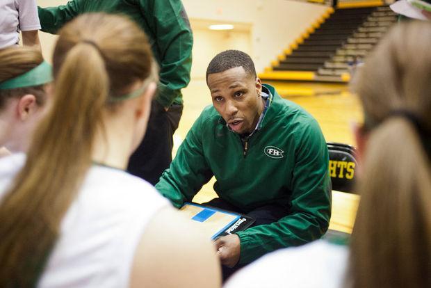 Kelvin Grady resigns as girls varsity basketball coach