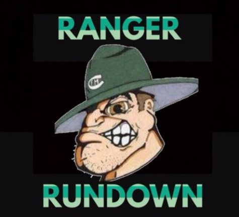 Ranger Rundown Week 9 Preview