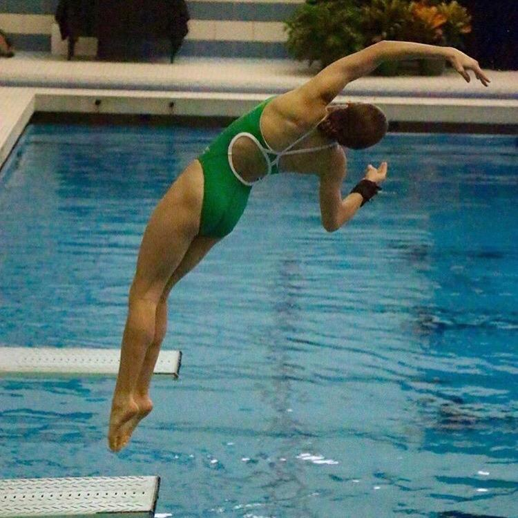 Erin Neely: Anticipating the Dive