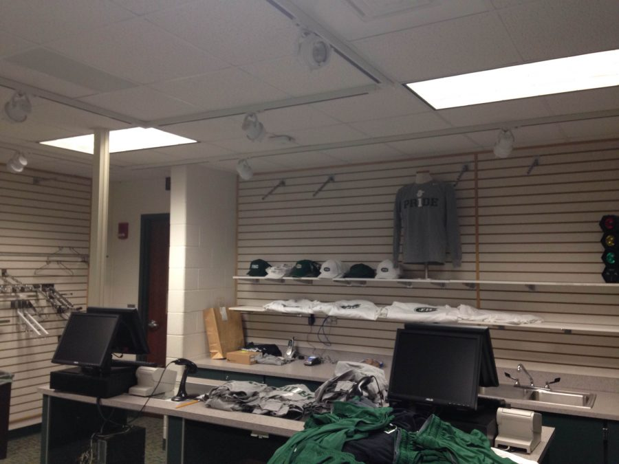 School store gears up for new year with new people