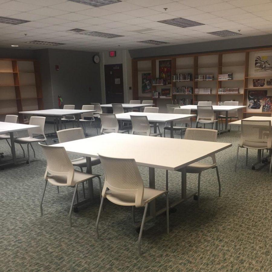 FHC Media Center undergoes a modern renovation