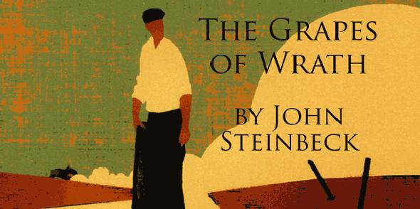 an analysis of the similarities in john steinbecks novels of mice and men and the grapes of wrath Digital library ♥« of mice and men if not for the the grapes of wrath this would be steinbeck's in 1937 by john steinbeck what a heartbreaking book.