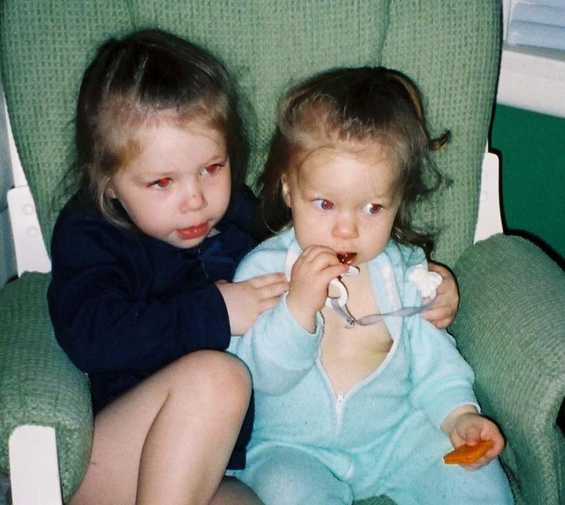 Sisterhood: The Bare Necessities