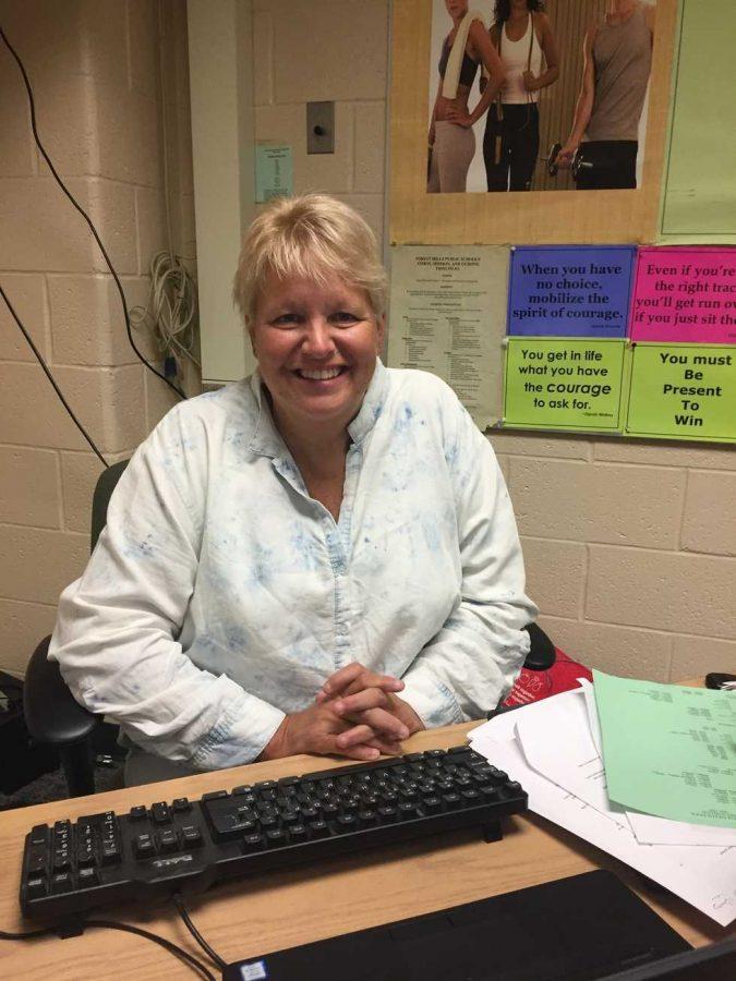 Laurie Ryan Returns to FHC to Teach Health