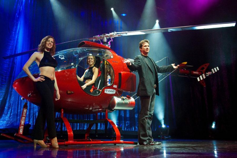 Illusionists to appear at Forest Hills Fine Arts Center on Oct. 20