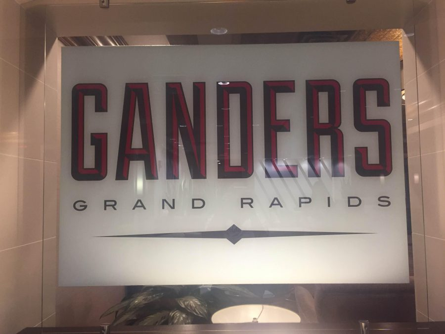 Ganders: Onion Rings, Caesar Salads, and Brulee