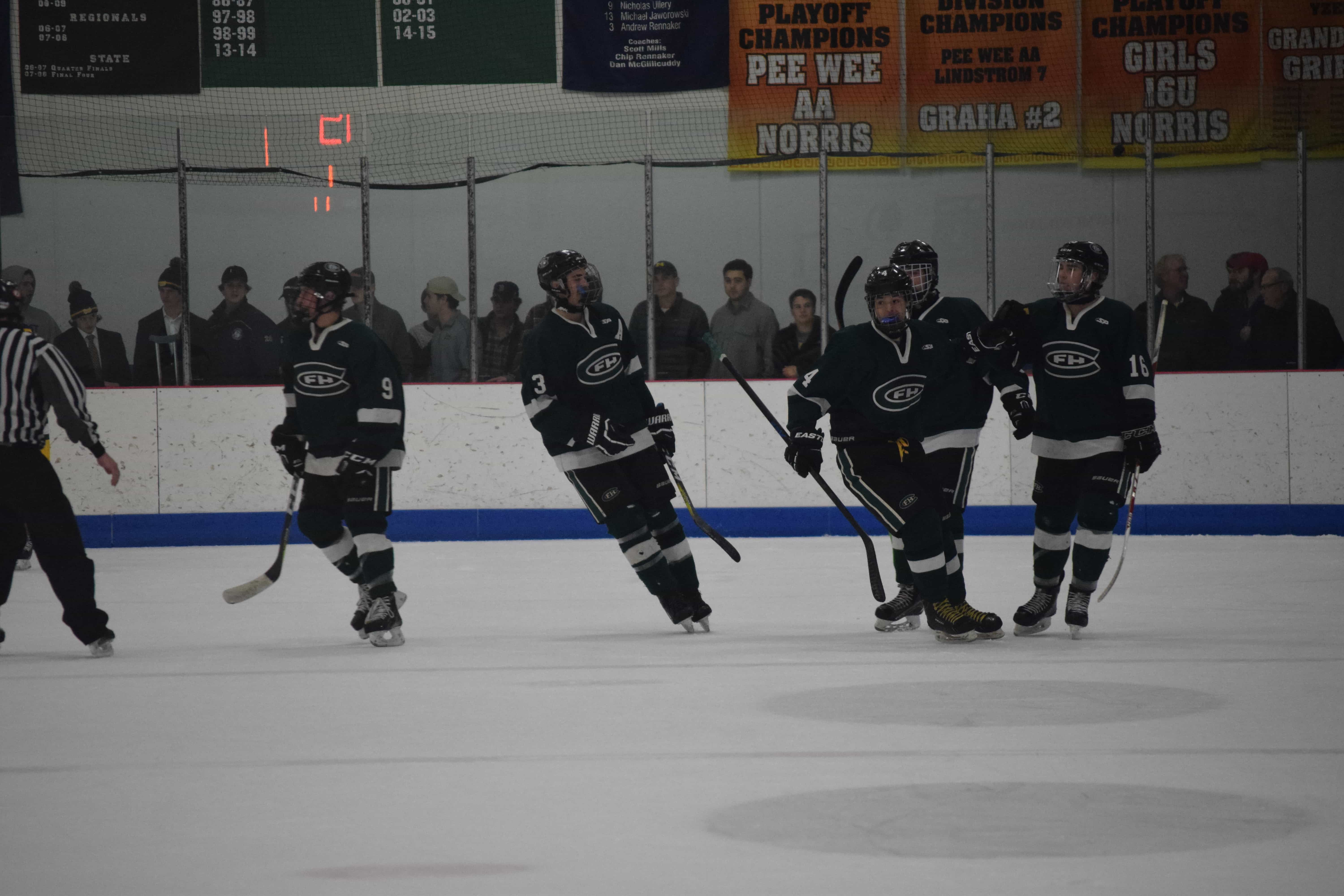 FHC Hockey vs. EGR: November 26th 2016