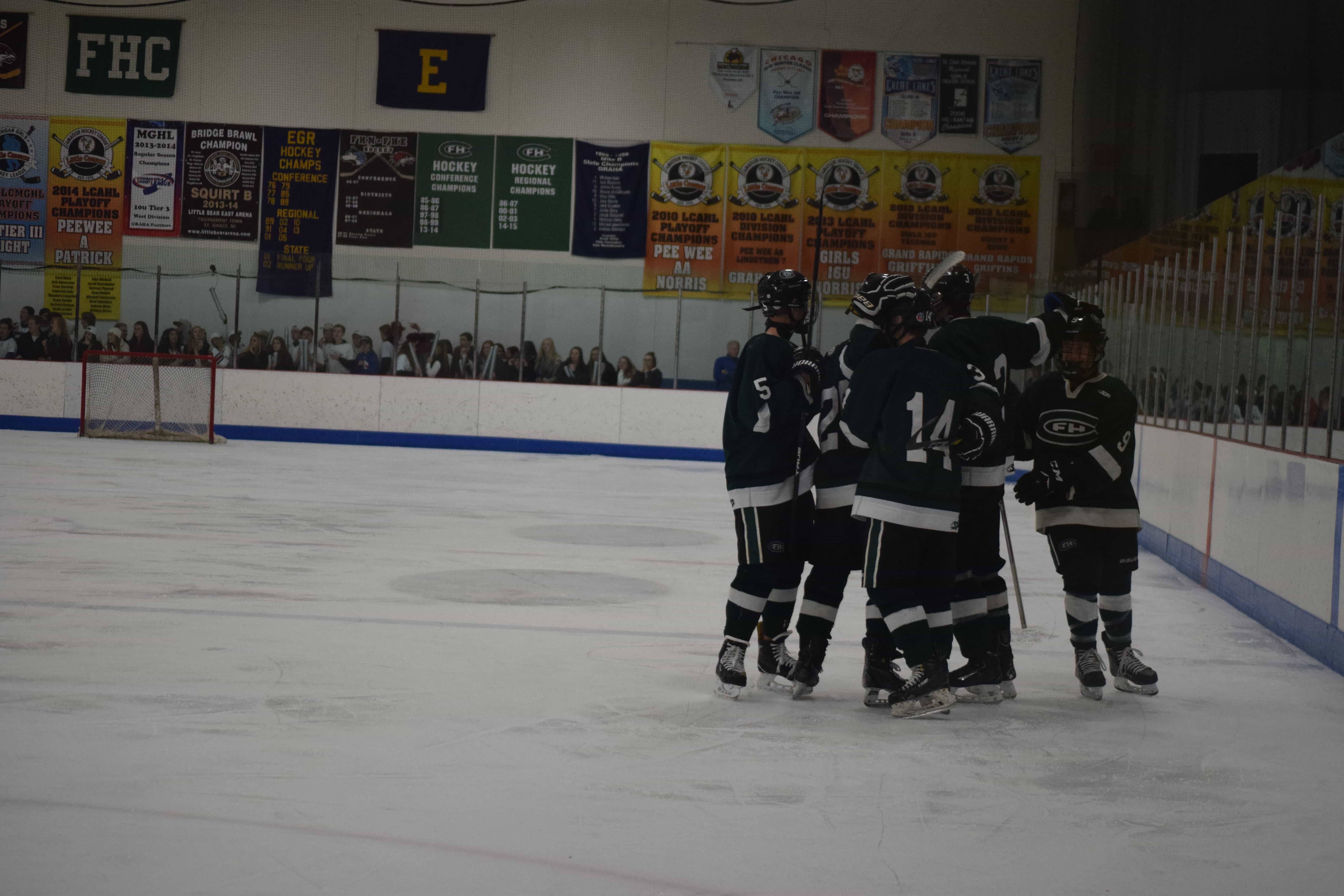 FHC Hockey vs. FHNE: November 25th 2016