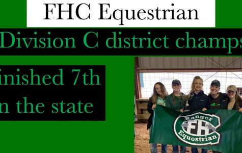 FHC Equestrian team finishes up an outstanding season