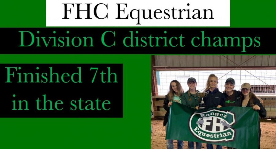 FHC+Equestrian+team+finishes+up+an+outstanding+season