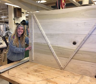 Emma Seeber Builds Herself a Future