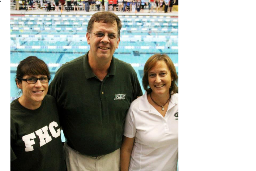 Tim Jasperse, Hall of Fame swim coach, retires