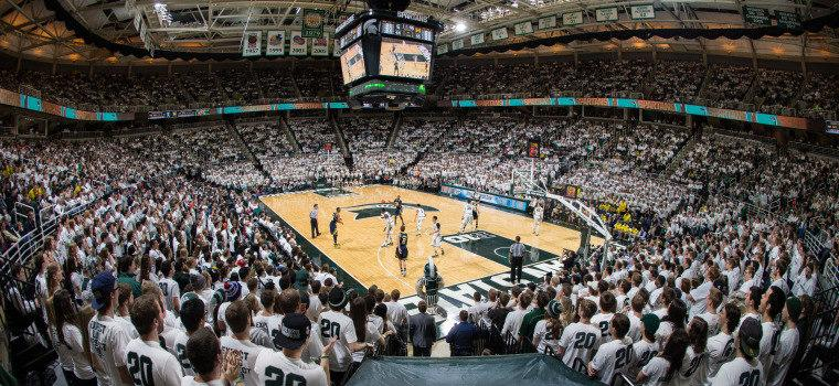 Michigan State Basketball: A New Look Team