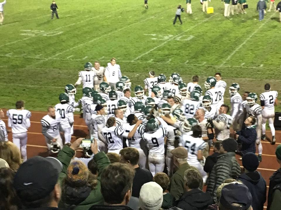 A Thank You Letter to FHC Football From All of Us