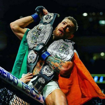 Conor McGregor: The Two Belt Champ