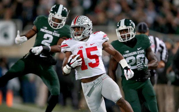 College Football Saturday: Michigan State vs Ohio State